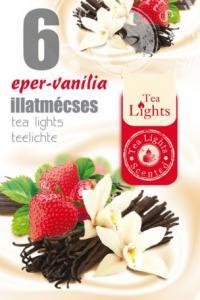 Pastile parfumate aroma de fructe TL 6 - CAPSUNI CU VANILIE