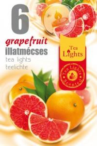 Pastile parfumate aroma de fructe TL 6 - GRAPEFRUIT