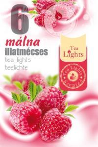 Pastile parfumate aroma de fructe TL 6 - ZMEURA