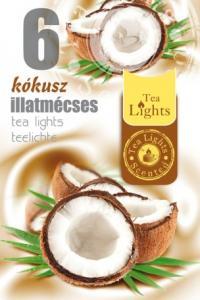 Pastile parfumate aroma de fructe TL 6 - COCOS