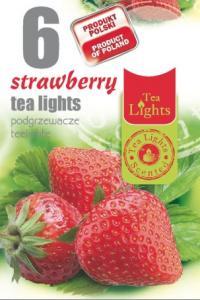 Pastile parfumate aroma de fructe TL 6 - CAPSUNI