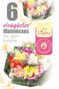 Pastile parfumate aroma de flori TL 6 - MAGAZIN DE FLORI