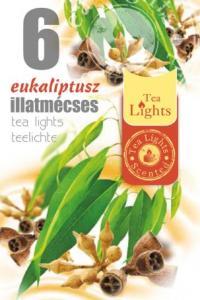 Pastile parfumate diverse arome TL 6 - eukalipt