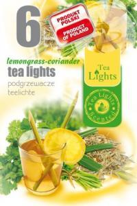 Pastile parfumate diverse arome TL 6 - lemongrass coriander