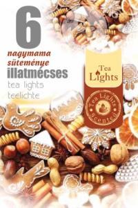 Pastile parfumate diverse arome TL 6 - bucataria bunicii